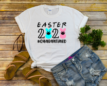 Load image into Gallery viewer, Easter 2020 Quarantine shirt