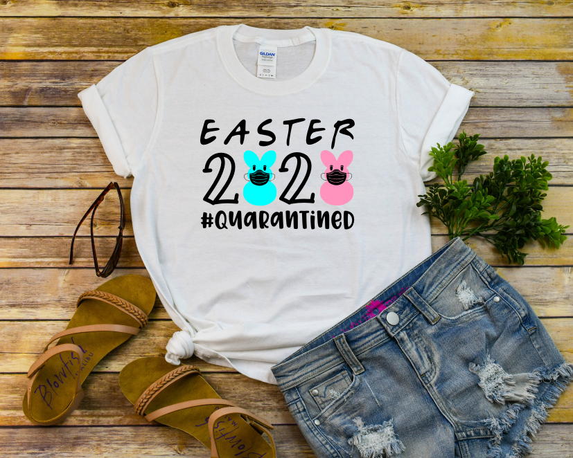 Easter 2020 Quarantine shirt