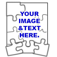Load image into Gallery viewer, Gloss Rectangle Puzzles