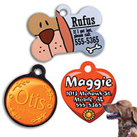 Load image into Gallery viewer, Personalized Pet Tags