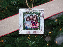 Load image into Gallery viewer, Photo Frame Christmas Ornament