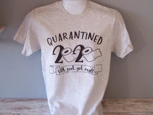 Load image into Gallery viewer, Quarantined 2020  T-shirt