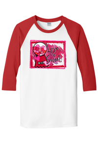 Love Is Sweet custom t-shirt, Valentine Shirt, Funny shirt