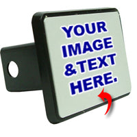 Load image into Gallery viewer, Hitch Covers