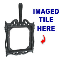 Load image into Gallery viewer, Black Wrought Iron Trivets