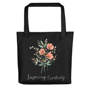 Inspiring Creativity Tote bag