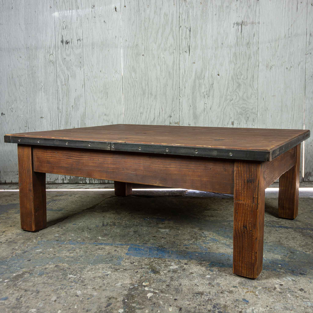 Medium Natural Coffee Table - Brighams Furniture