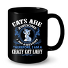 Image of Cat Mugs Awesome