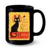 Image of Cat Mugs Art (2)