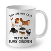 Image of Cat Mugs My Furry Children