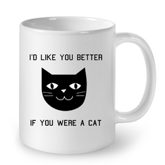 Cat Mugs If you were a Cat