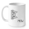 Image of Cat Mugs Meow