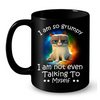 Image of Cat Mugs I am So Grumpy
