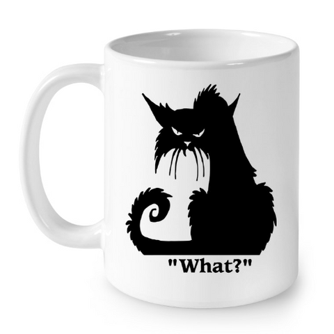 Cat Mugs What