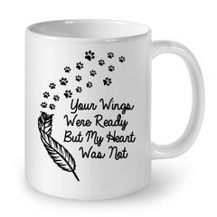 Cat Mugs My Wings