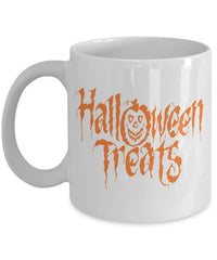 Cat Mug Halloween - Halloween Treats