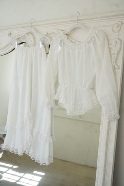 Roberta Light Cotton Prairie Set