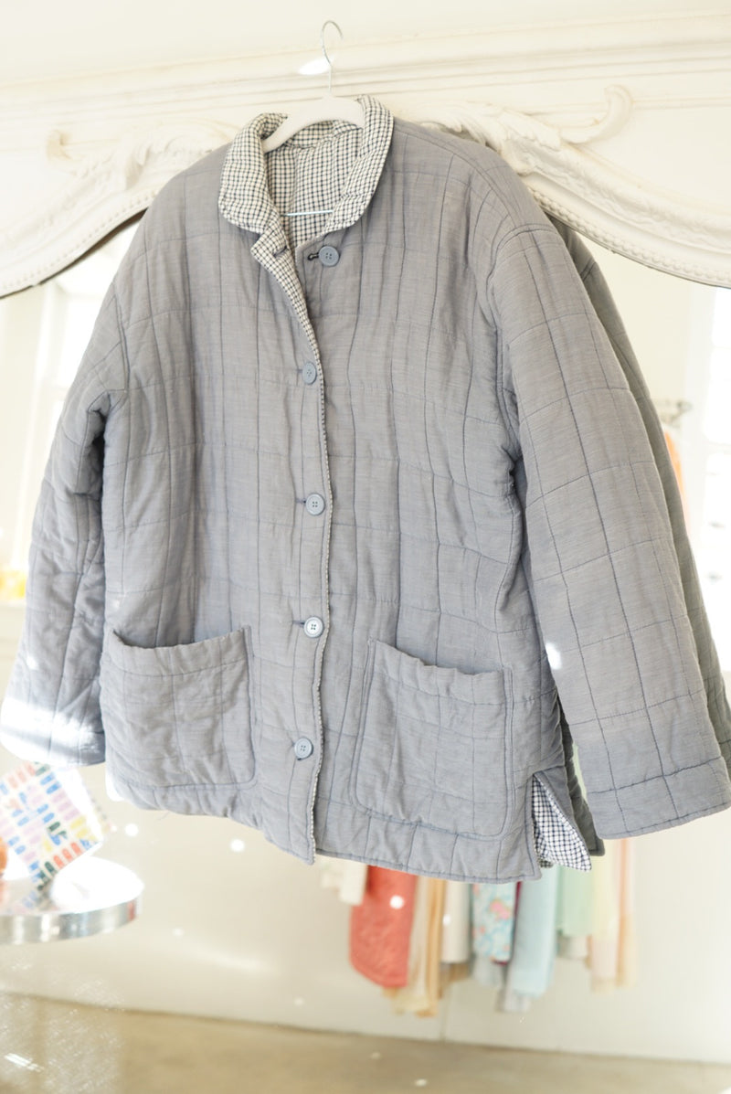 Medium Comfy Cozy Quilted Jacket