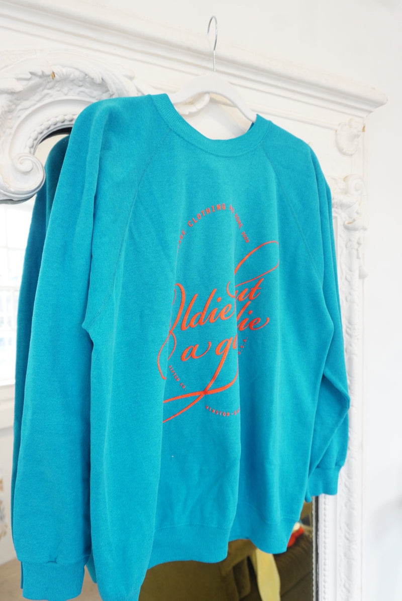Large Oldie but a goodie Sweatshirt