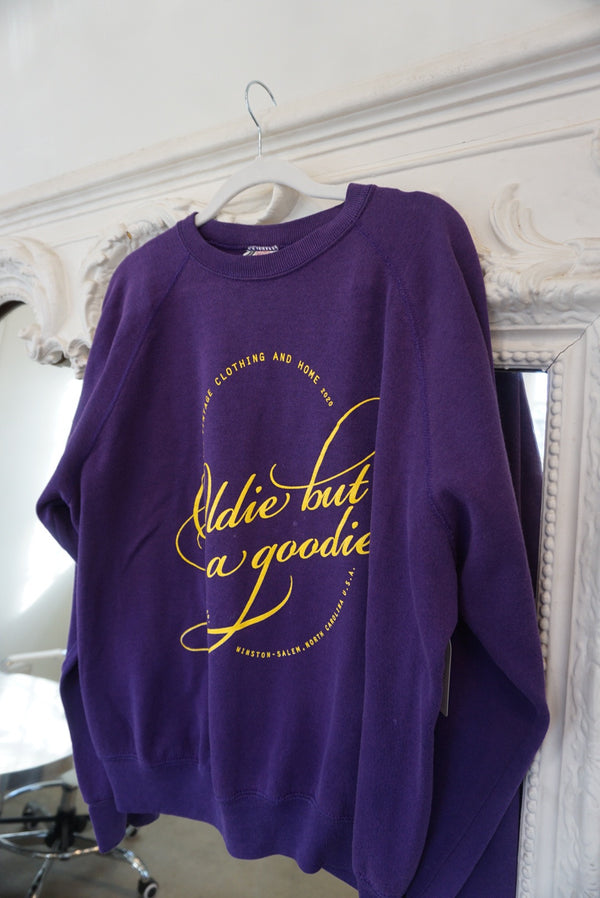 Large Oldie but a goodie Sweatshirts