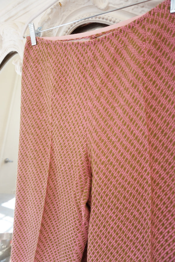 Sz. 28 Pink Woven Trousers