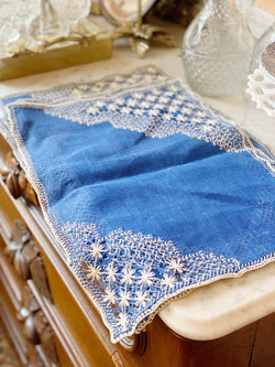 Cornflower Blue Placemat Set
