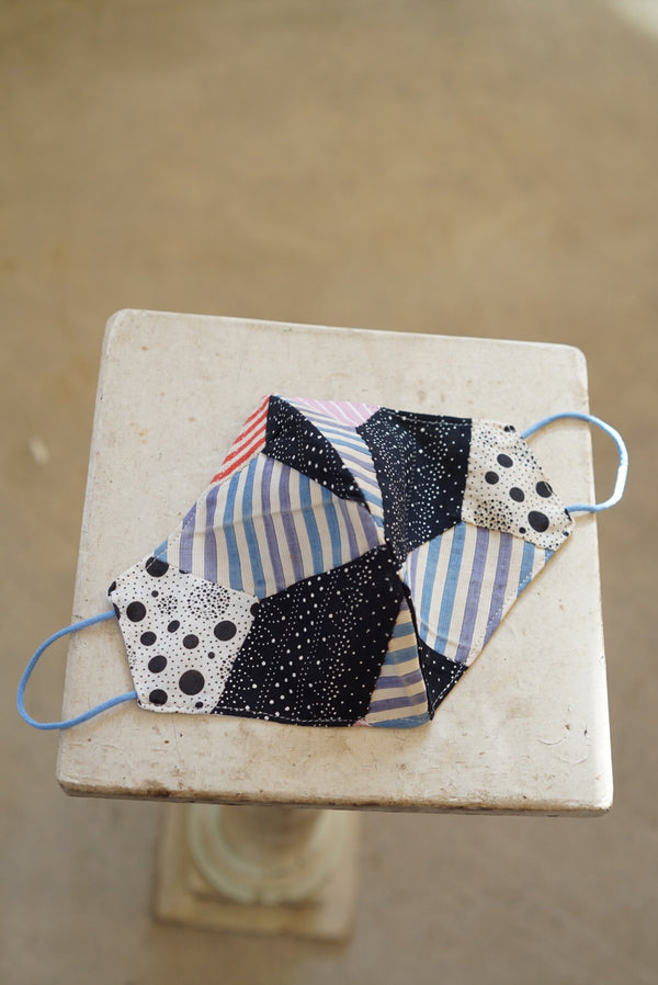 Quilt Square Mask