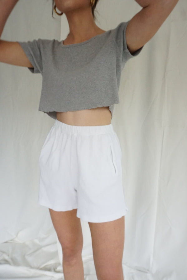 Small Vintage The Limited Waffle Knit Shorts