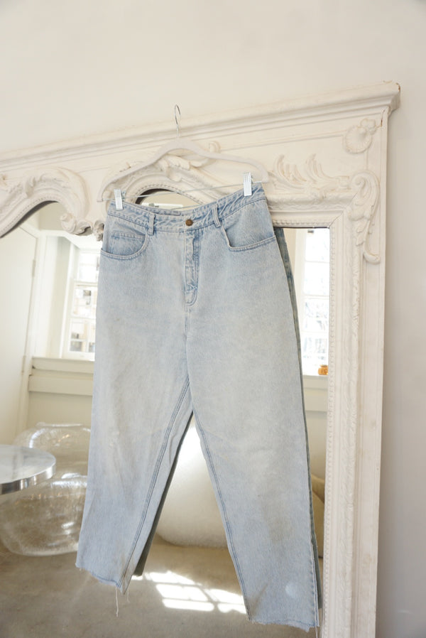 Light Fade Talbots Jeans