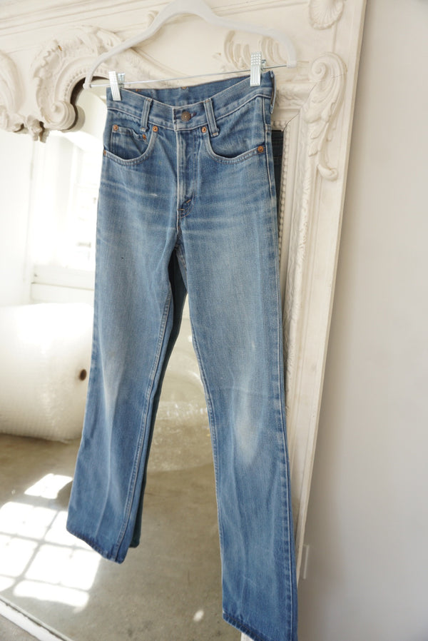 Perfect Wash Full Length Levi's