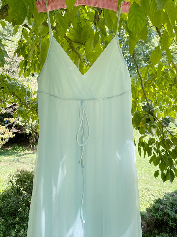 Small Greek Goddess Slip Dress