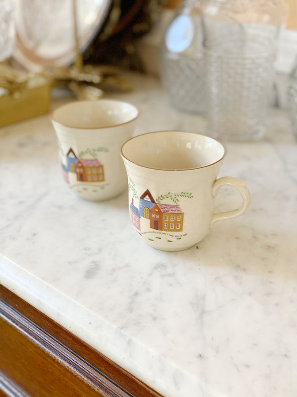 Precious Farmhouse Mug Set