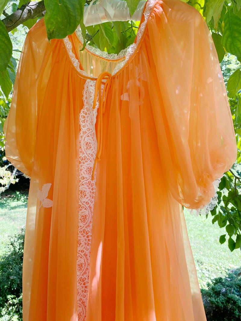 Small/Medium Dreamy Orange Set