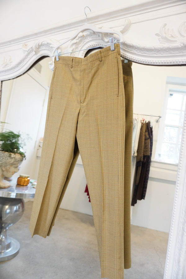 Sz. 28 Golden Tailored Trousers