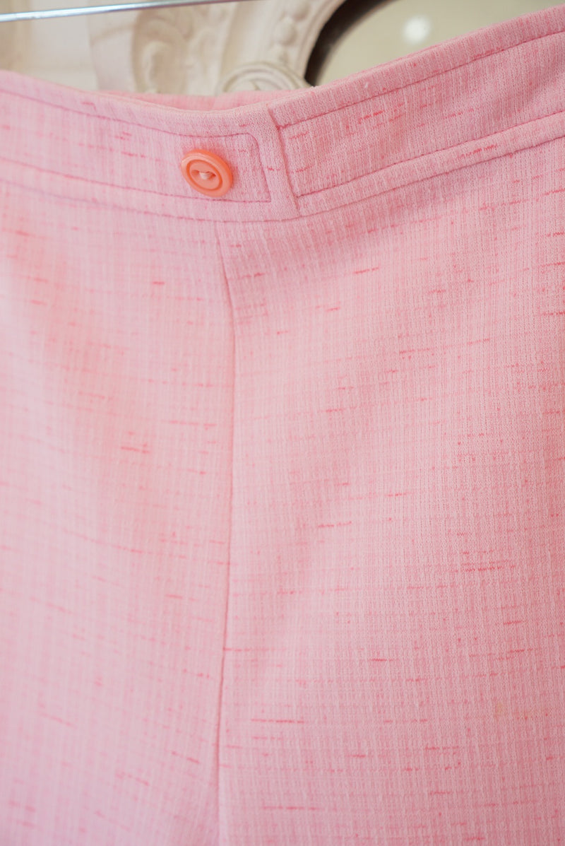 Sz. 27 Bubblegum Pink Wide Leg Trousers