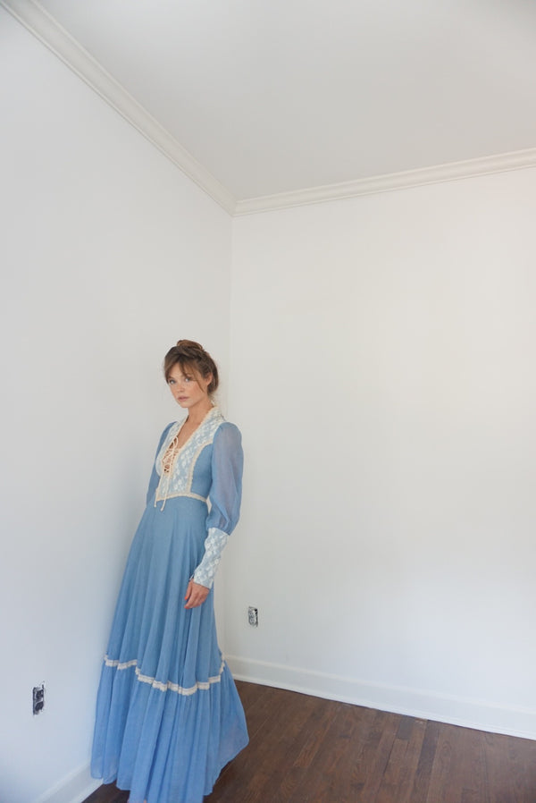 XS Prairie Perfection Gunne Sax