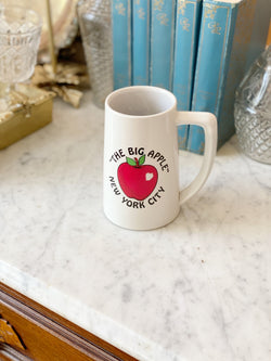 Big Apple Vintage Stoneware Mug