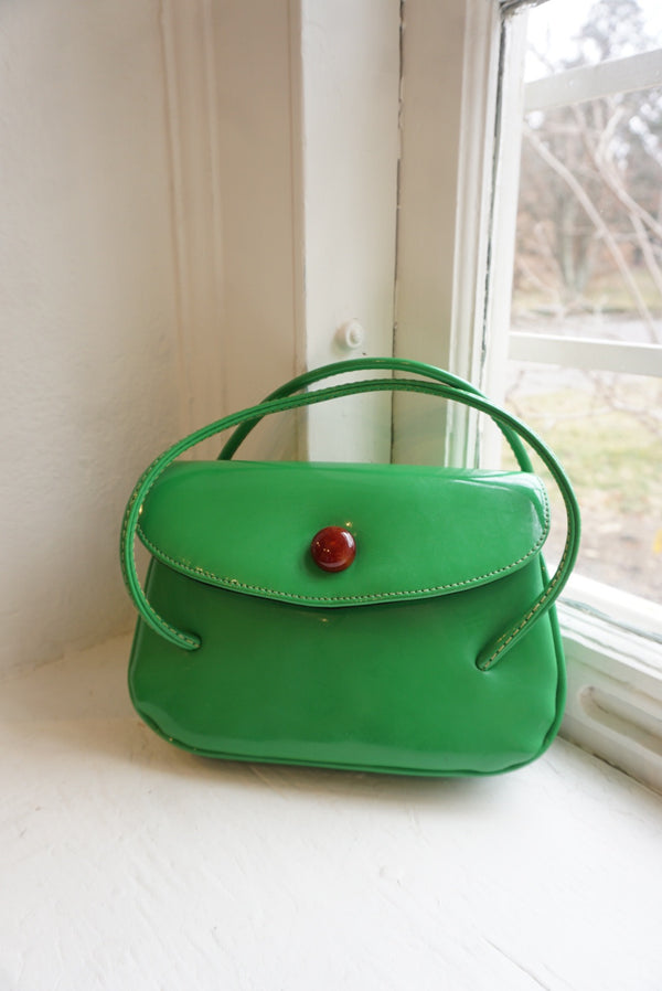 Precious Green Tiny Purse