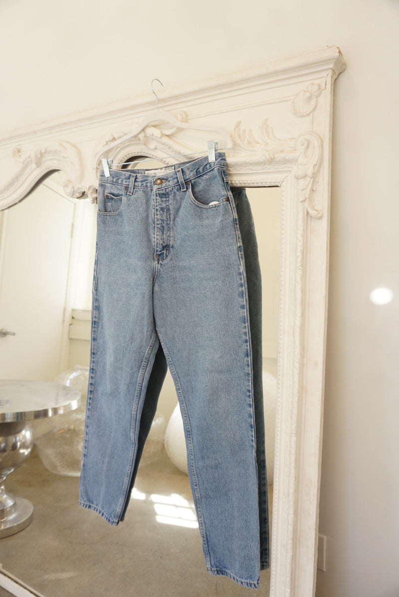 Mid Wash Bugle Boy Denim