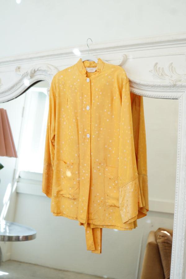 40's Sleep Robe Top