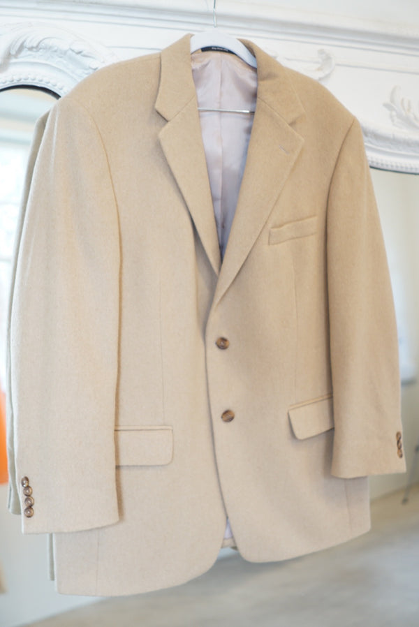 Extra Large Perfect Camel Blazer