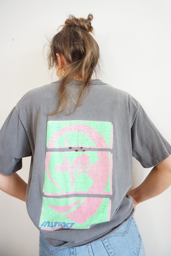 Large 90's Instinct Surfing Tee
