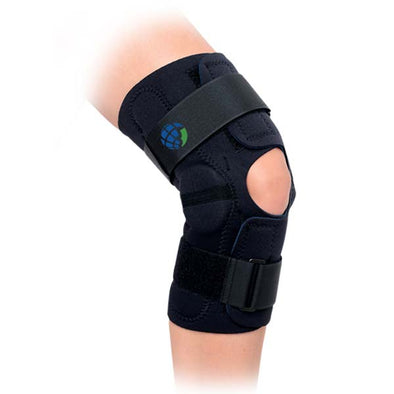 Advanced Orthopaedics Min-Knee Hinged Knee Brace