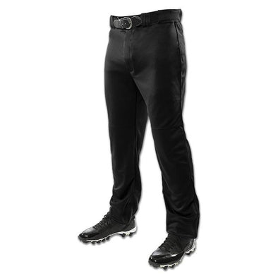 Champro Triple Crown Open Bottom Pants - Black