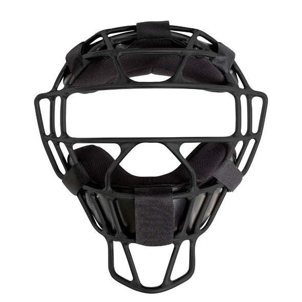 Champro Rampage Umpire Mask with Dri-Gear - Black