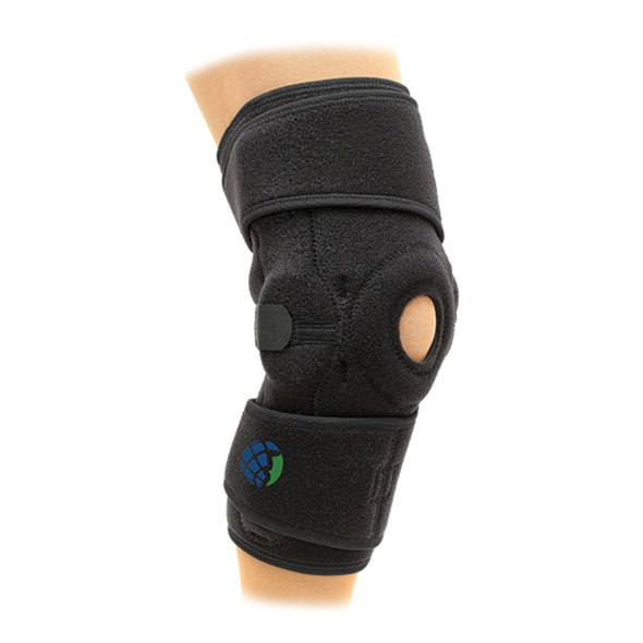 Advanced Orthopedics Gator Wrap Universal Hinged Knee Brace