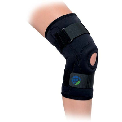 Advanced Orthopedics Airprene Hinged Knee Brace