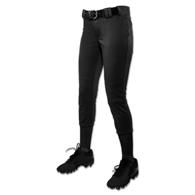 Champro Women's Tournament Traditional Low-Rise Pants