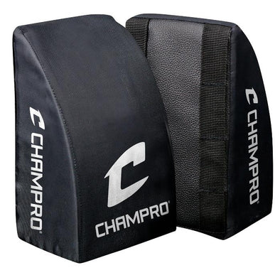 Champro Catchers Knee Reliever Youth & Adult -Black