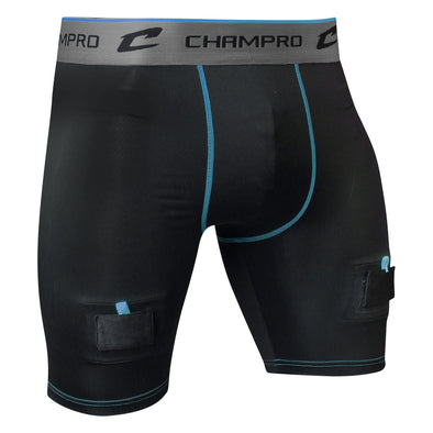 Champro Crease Compression Hockey Compression Short